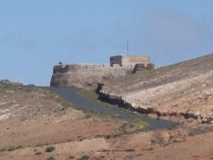 castello di Guanapay Isola di Lanzarote